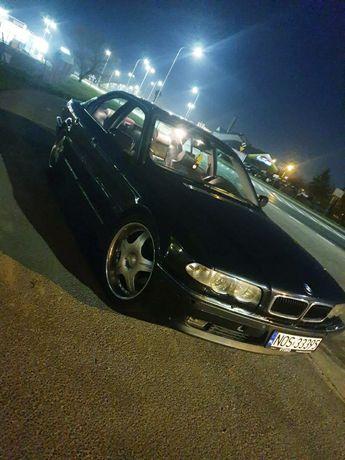 Sprzedam/Zamienię alufelgi Lenso R20 BMW E38 5x120