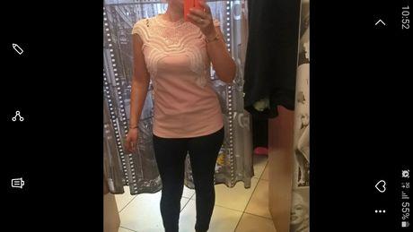 bluzeczka s ażurowa