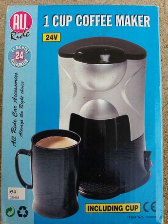 Máquina de café para camião