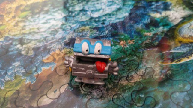 Super Zings figurka skarb Max Treasure, Seria 3, Rare