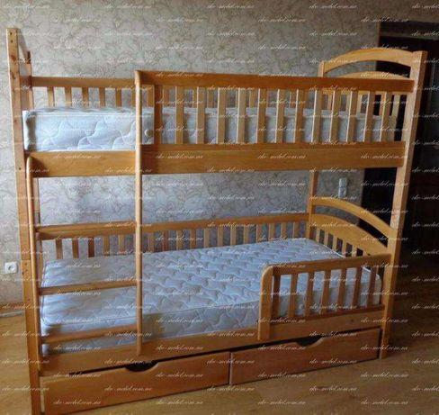 Двухъярусная ( Двухьярусная ) кровать Карина выгодное предложение.