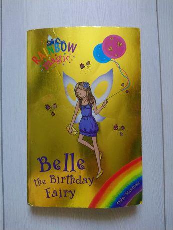 Книга на англійській мові Belle the Birthday Fairy