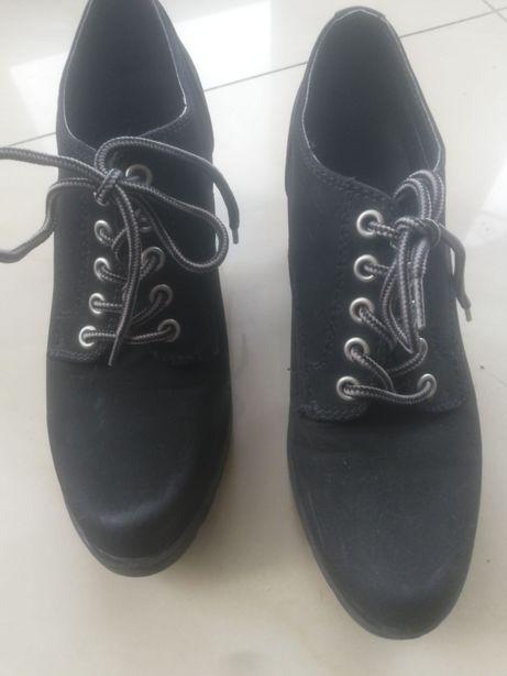 Botki buty zawszowe Graceland roz 37