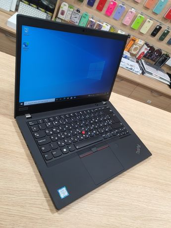 Ультрабук Thinkpad T490/ips/i5 4.10Ghz/8-16/256ssd/магазин/Гарантия