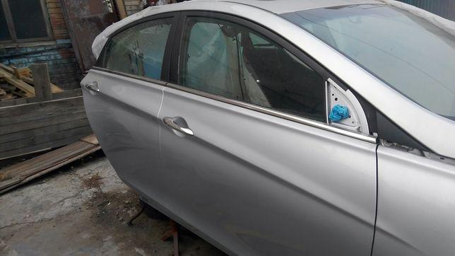 Двери левые правые Hyundai Sonata YF. 2009-2014