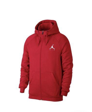 Nike Jordan олимпийка кофта зип худи