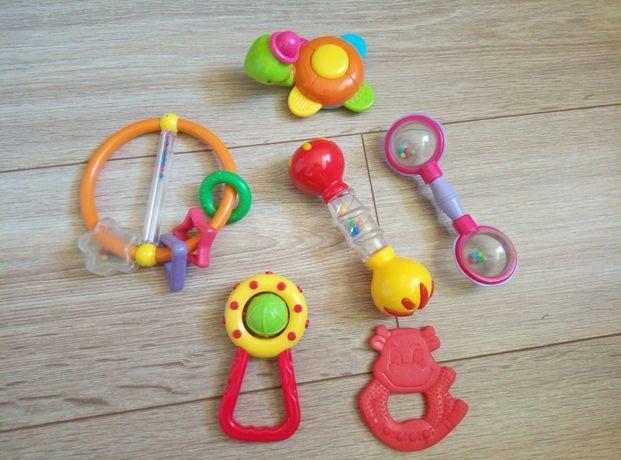 Погремушка грызуны и развивающие игрушки все фирменные