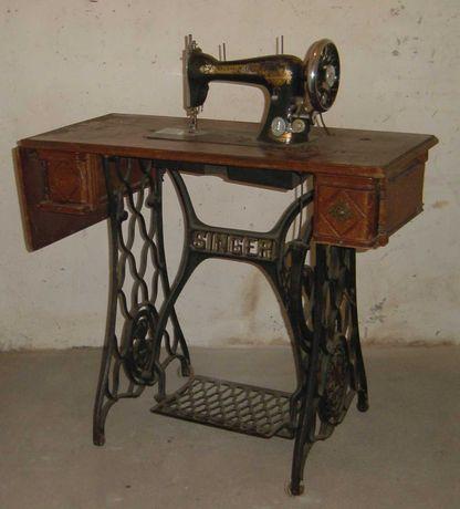 """Maquina de Costura SINGER de 1906: Para restaurar e/ou re-""""aproveitar"""""""