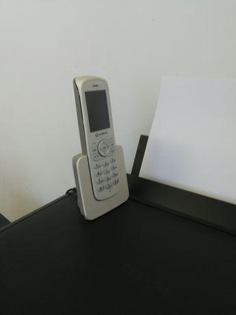 Telefone fixo totalmente sem fios com cartão sim vodafone