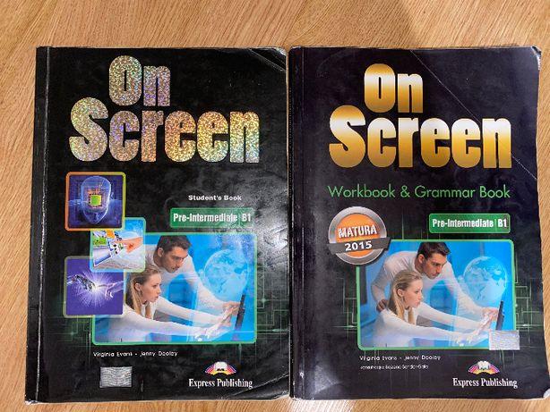 On Screen Angielski podręcznik i ćwiczenia B1