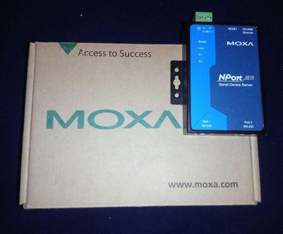 MOXA NPort 5210 Конвертер, сервер доступа
