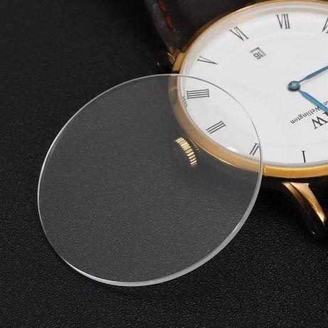 Vidro redondo p/ relógio, multiusos, substituição, reparação relógios