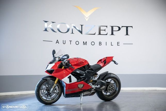 Ducati 916 Panigale V4 25º Anniversario Carl Fogarty