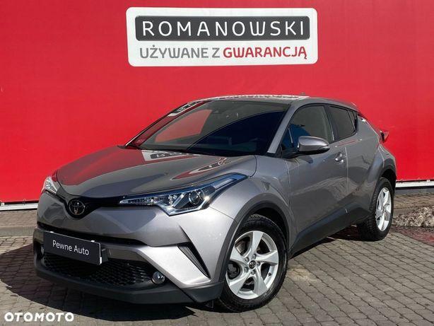 Toyota C-HR 1.2 T Premium **Salon PL** I właściciel F23%