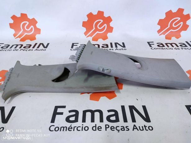 Plástico Pilar B superior - SEAT Leon 5F