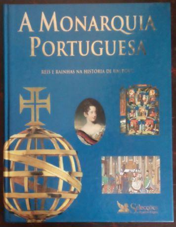 a monarquia portuguesa réis e rainhas na história de um povo