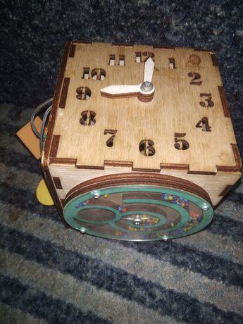 Бизи Кубик для малыша от 6 месяцев до 3 лет