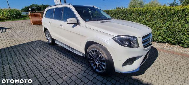 Mercedes-Benz GLS dostępny koniec pażdziernika 2021 po leasingu