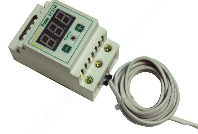 Терморегулятор цифровой DT51-40 8 кВт
