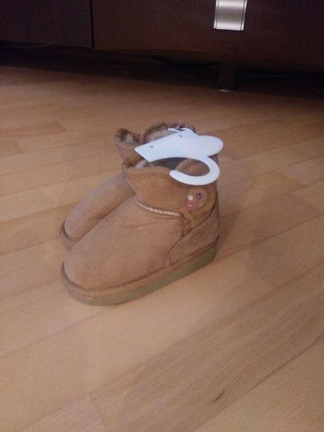 Nowe buty zimowe-dł.wkładki-14cm
