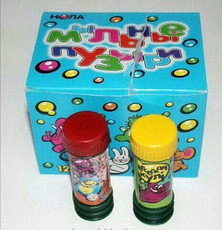 Мыльные пузыри для девочек
