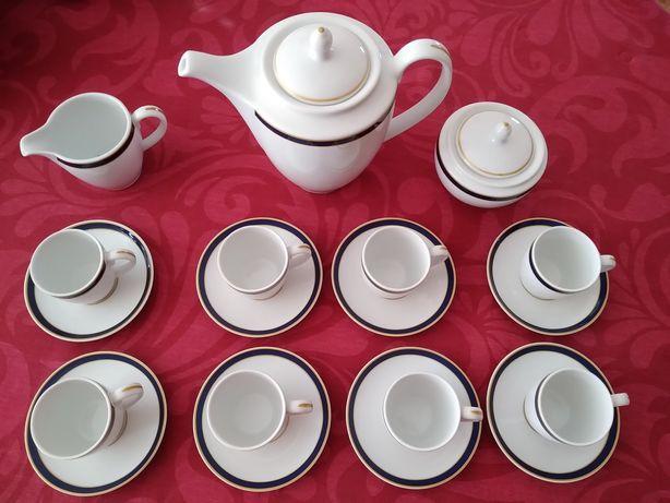 Serviço de café porcelana