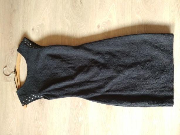 Sukienka ZARA mała czarna rozm. S mex 26
