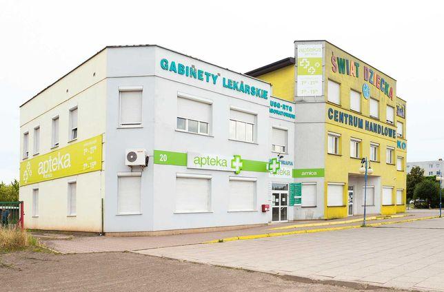 Przychodnia Gabinety Lekarskie  kosmetyczne WYNAJEM Ostrów Biuro WINDA