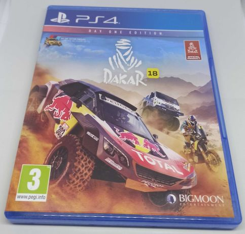 Dakar 18 Day One edition - Portes Grátis - PS4 PS5