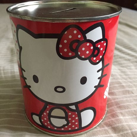 Mealheiro Hello Kitty