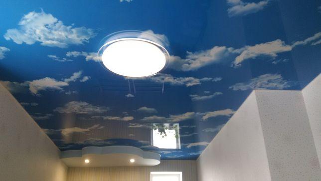 Натяжные потолки от компании VSiSteli.Акция!