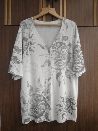 Освобождаю шкафы. Блузка большого размера.