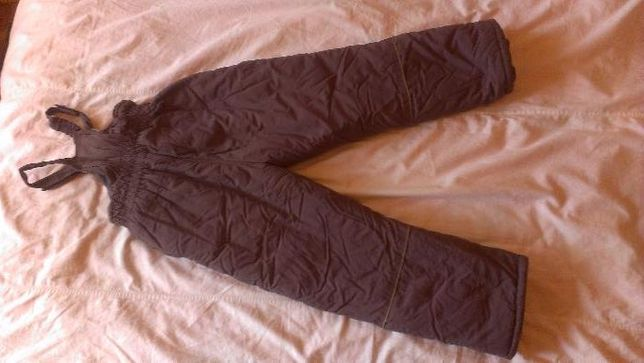 Зимний комплект куртка+полукомбинезон