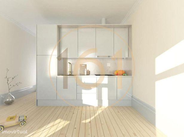Apartamento T0+1 em Brito Capelo, Matosinhos, bom investimento, com...