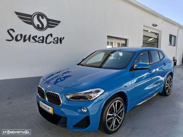 BMW X2 18 d sDrive Pack M