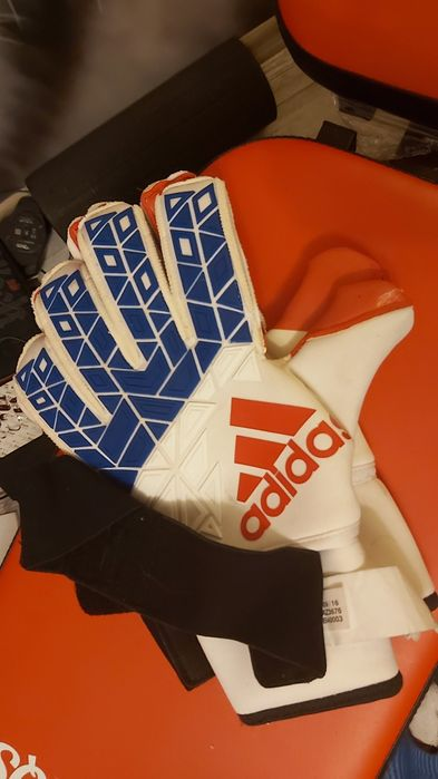Rękawice profesjonalne adidas ace Kraków - image 1