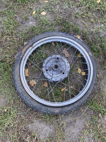 Продам одне колесо на мопед Карпати(Верховина)