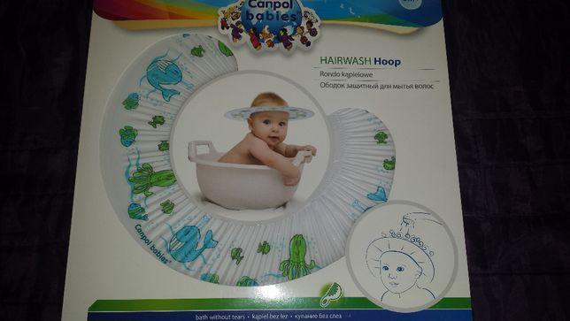 NOWE! Canpol rondo kąpielowe dla niemowlęcia/dziecka