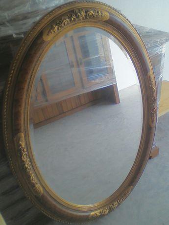 Espelho antigo de qualidade superior