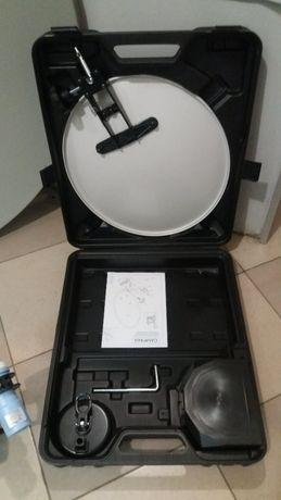 Спутниковая антенна в пластиковом чемодане