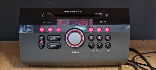 Suzuki Swift III MK6 Harman- Kardon Radio Cd MP3