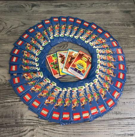 Карточки Лего Lego