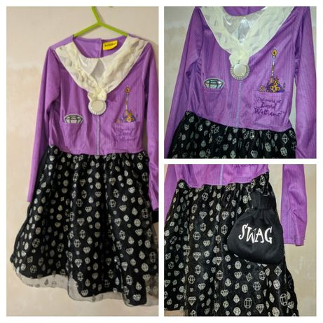 Платья для девочек от 1 до 6 лет  карнавал