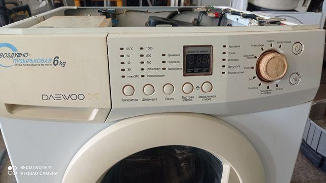Продам стиральную машину Дэо на 6 кг
