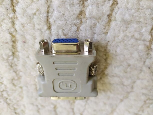 Переходник адаптер VGA DVI