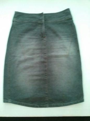 Spódnica jeansowa 38