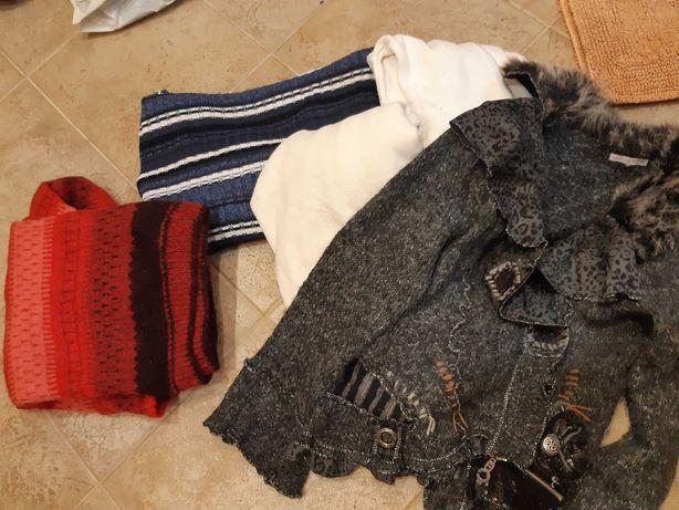 Oddam damskie swetry/bluzy rozmiar M