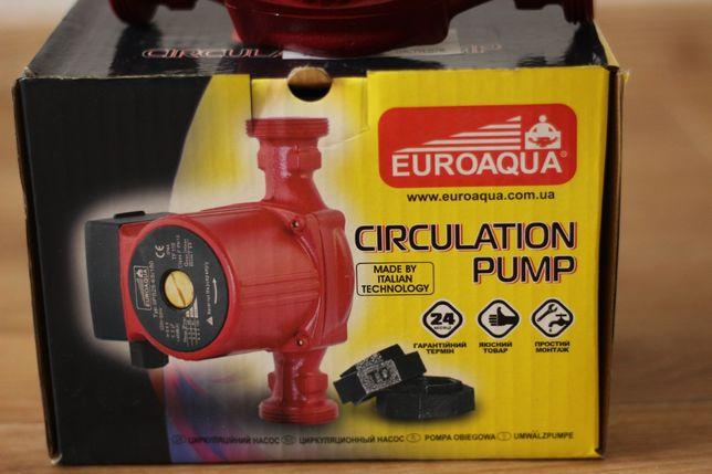 Циркуляционный насос Euroaqua GPS 25—40 180 + гайки 25-60 180
