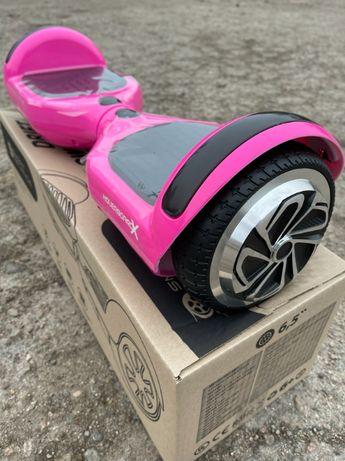 Гироборд 6.5д Hoverbot гироскутер Розовый.Самовывоз Киев