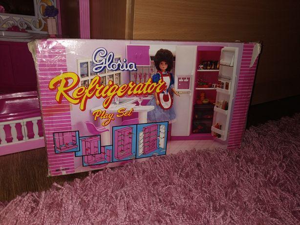 Холодильник для Барби Gloria Refrigerator Play Set